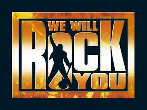 We will Rock you - 20 Hammer to Fall