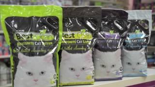 Комкующийся наполнитель для кошек Best Clean