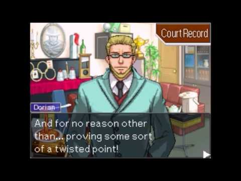 Let's Play Turnabout Curtain [BLIND] Part 5: Hobbes Opens Up