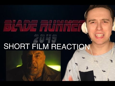 blade runner 2049 2048 nowhere to run prequel short film reaction youtube. Black Bedroom Furniture Sets. Home Design Ideas