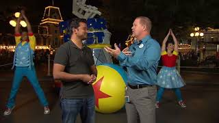 Pixar Play Parade - Interview With The Director