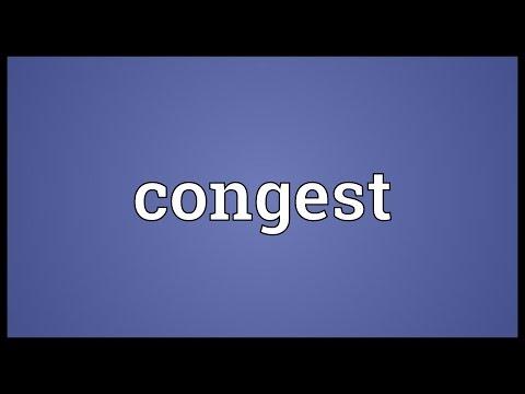 Header of congest