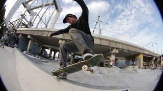New Skatepark Dordrecht - Maasplaza