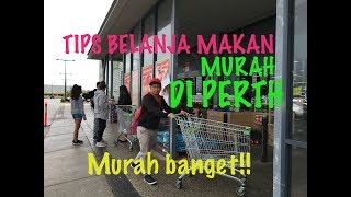 Hemat Abis! Belanja Makan 80 Dolar Perminggu Buat Bertiga di Perth
