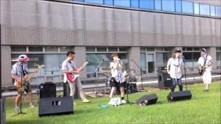 2017/08/06 伊那まつり @伊那市役所 HEPAROCK.
