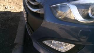 Hyundai i30 GD измененный режим ДХО смотреть