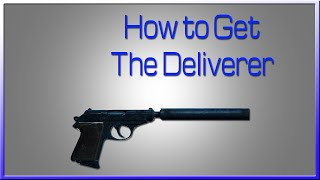 How to Get The Deliverer Fallout 4 Turorial Ep 6