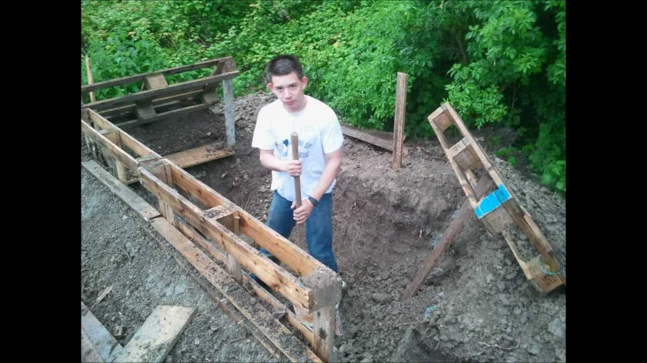 Fabriquer un bunker facilement youtube - Fabriquer un reflecteur de lumiere ...