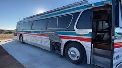 Gilbert AZ gm bus 4106 day 1