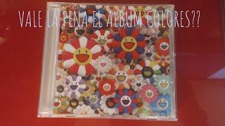 ¿Vale la PENA comprar el CD COLORES de J Balvin? Review del CD