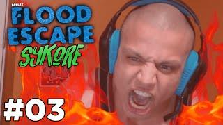 Roblox: Flood Fuga SyKore - Episodio 03 (Rage Time!)