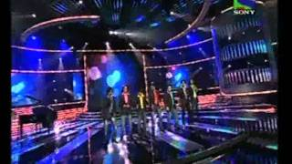 aj rapat jaye to X factor deewana group.flv