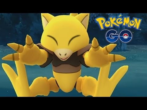 Pokemon GO | Catching Abra and Koffing - Android Gameplay HD