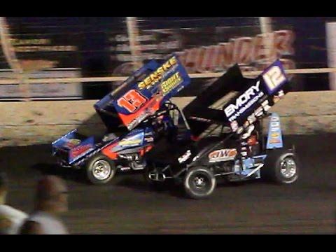 June 28, 2015 - Husets Speedway - 410 A-Main
