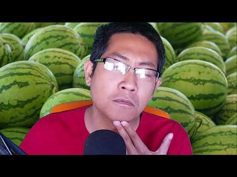 เด็กหนุ่มอวดรวยกับแตงโมที่หายไป