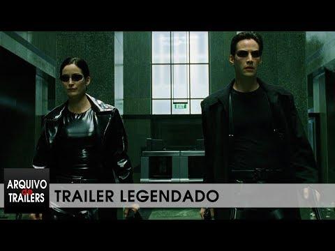 """""""Matrix 4"""" é confirmado com Keanu Reeves e Carrie-Anne Moss"""