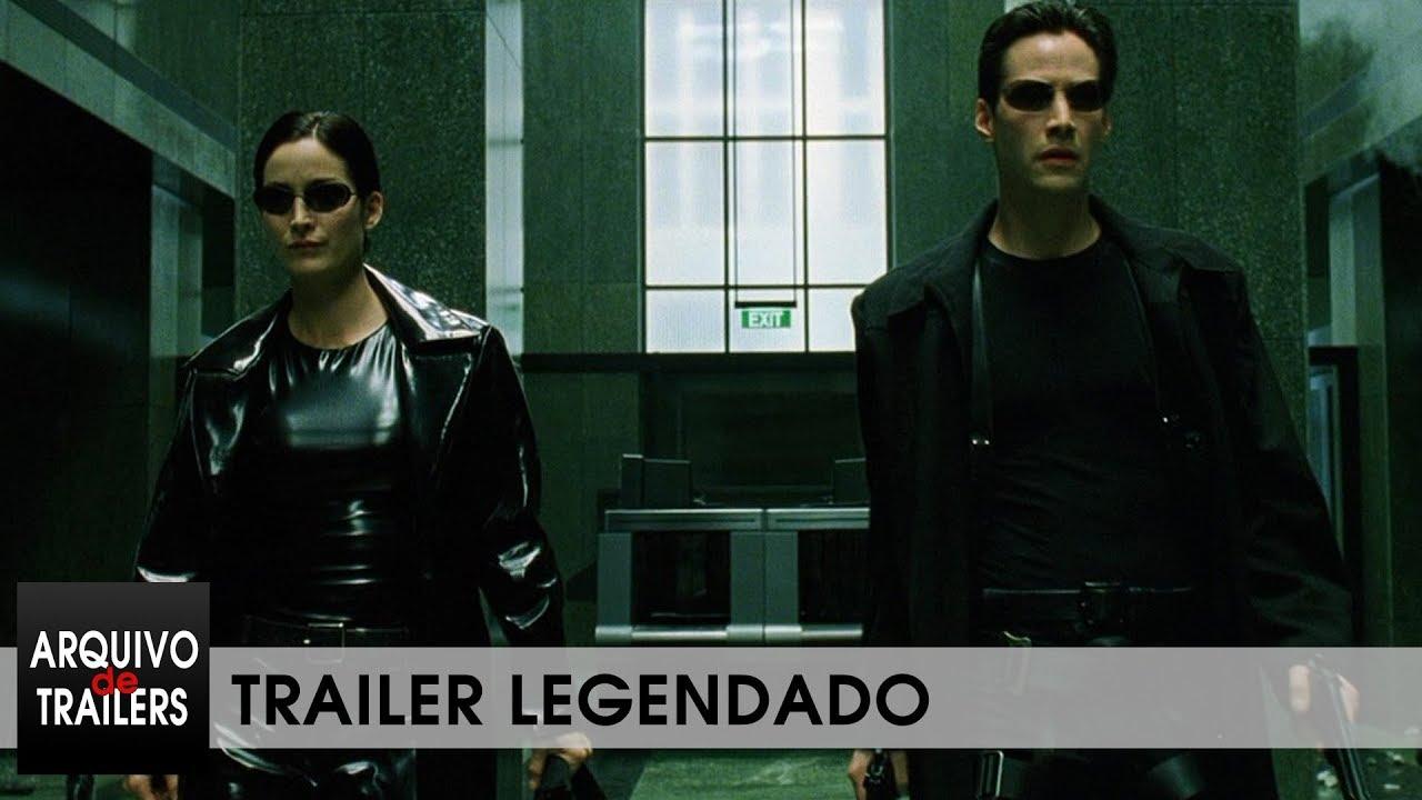 Matrix (The Matrix 1999) - Trailer Legendado