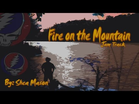 Emaj Backing Track (Fire on the Mountain)
