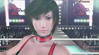 Rumble Roses XX Xbox 360 Gameplay - Watch Girls Wrestle