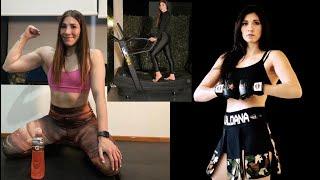 Irene Aldana Training For UFC 264 (Highlights)