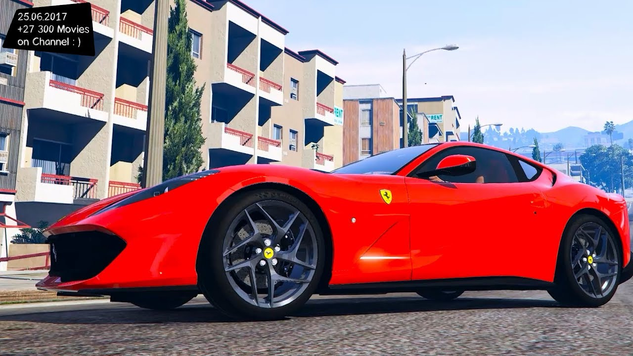 2018 ferrari top speed. modren speed 2018 ferrari 812 superfast 11 new enb top speed test gta mod future intended ferrari top speed i