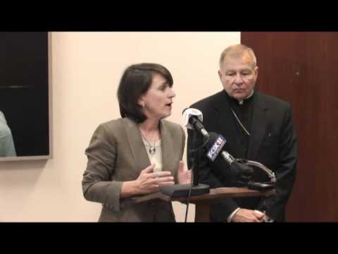 Press Conference - Office of Catholic Schools New Orleans