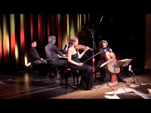 "ATOS Trio: Beethoven - Piano Trio in Bb-Major, op.97 ""Archduke"" - live"