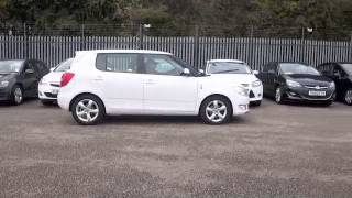 Skoda Roomster Greenline 2011 Videos