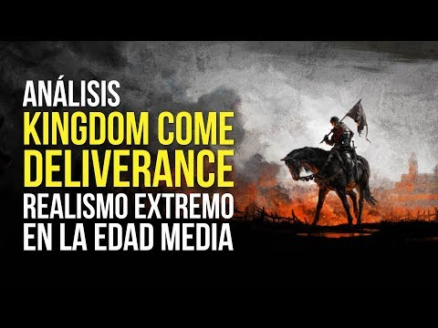 REALISMO EXTREMO en la edad media - KINGDOM COME DELIVERANCE, análisis