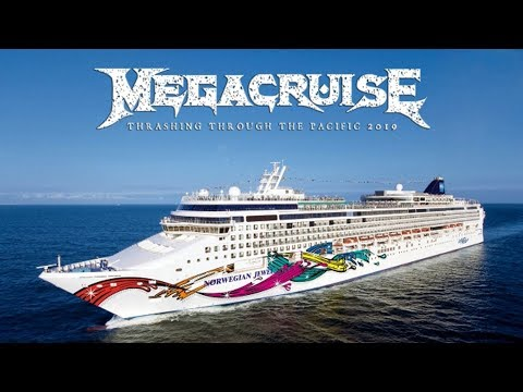 Megadeth's Megacruise 2019: Who's Performing, Info & More! Mp3