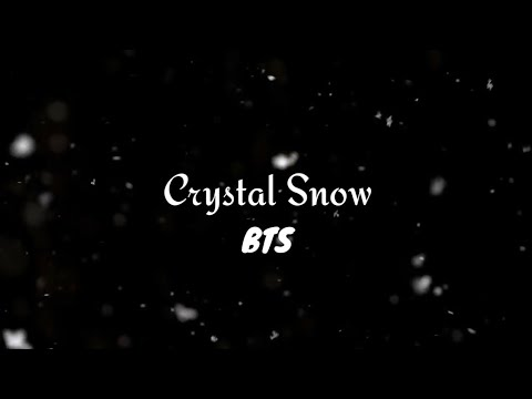 BTS (방탄소년단) - Crystal Snow | Color Coded Lyrics [Kanji|Rom|Eng Lyrics]