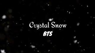BTS (방탄소년단) - Crystal Snow | Color Coded Lyrics [Kanji|Rom|Eng Lyrics]