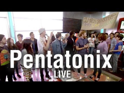 Pentatonix Perform Macklemore