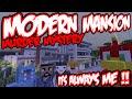 - - MODERN MANSION - - Minecraft xbox Murder Mystery - ITS ALWAYS ME !!