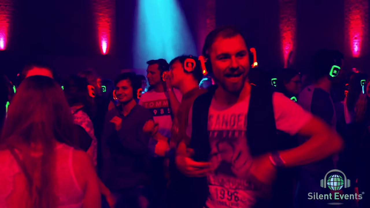 Events Bielefeld Official Aftermovie Silent Events Party Lokschuppen Bielefeld 26 01 2019