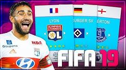 Die 10 BESTEN TEAMS für den FIFA 19 KARRIEREMODUS!! 🔥🔥