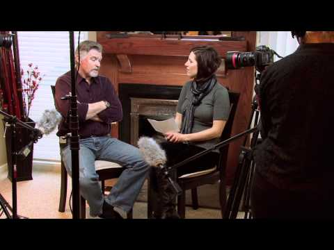 Treat Williams discusses acting with Brenda Upright