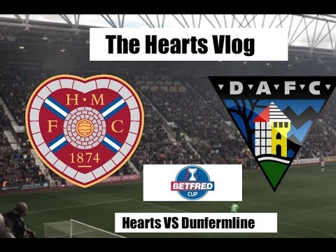 DIRE DEFEAT TO DUNFERMLINE!!! | Hearts VS Dunfermline | The Hearts Vlog Season 3 Episode 5