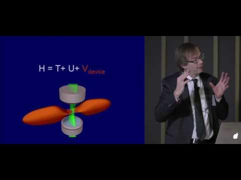 Symposium Kastler - Tilman Esslinger - The appeal of quantum gases