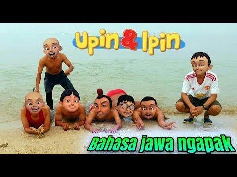 Upin_ipin Versi Jawa Ngakak Suaranya Lemes😆😆