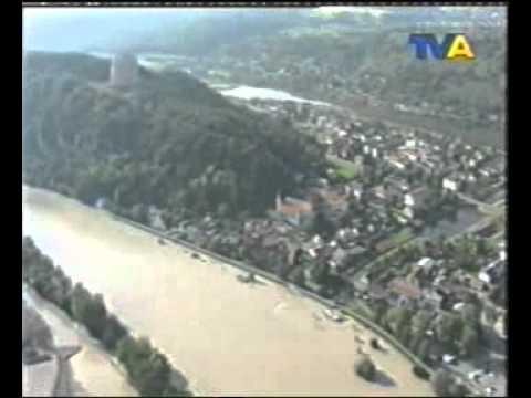 Neustadt an der Donau -Hochwasser 1999   -1