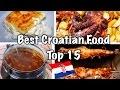 Best Food From Croatia Top 15 2019 mp3