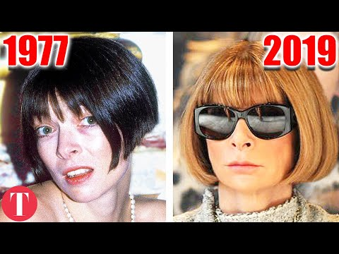 The True Story Of How Anna Wintour Became A Fashion Pioneer