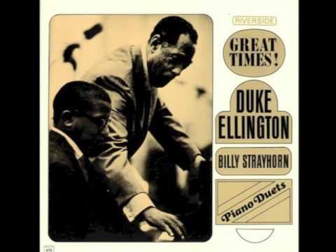 Duke Ellington and Billy Strayhorn - piano duet - Tonk