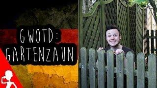 der Gartenzaun | German Word of the Day | 46