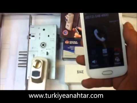 x10 Akıllı Kilit Sistemi Telefon İle Açma Kilitleme Ünitesi