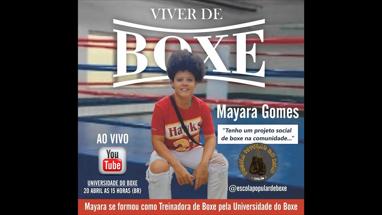 20.04.21 - Live com Mayara Gomes