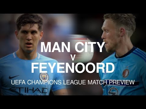 Manchester City v Feyenoord - Champions League Match Preview