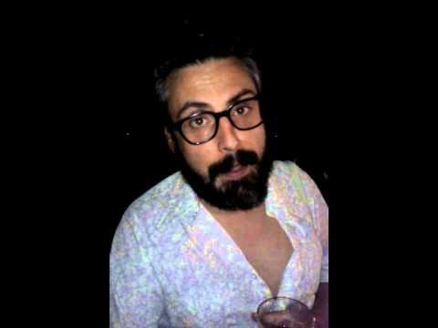 Dario Brunori saluta Radio Bombay