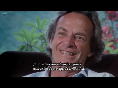 The extraordinary, the fantastic Mr Feynman!